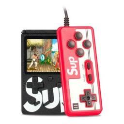 Vídeo Game Portátil 400 Jogos Retro Clássico Controle 2 Jogadores SUP