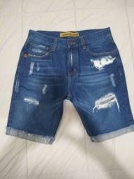 Bermuda jeans jonh jonh 40