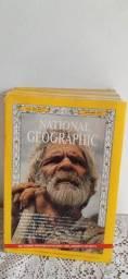 11 revistas americanas National geografic 1973 falta o mês de junho.