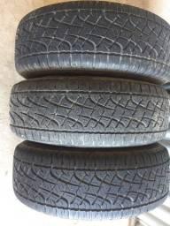 3 pneus pirelli scorpion Atr Aro 16