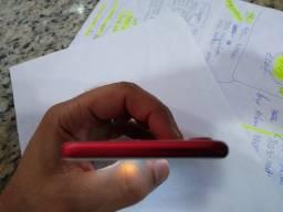 IPHONE 7 RED EDIÇÃO LIMITADA CÂNCER DE MAMA