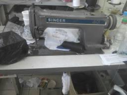 Vendo maquina de costura singer industrial