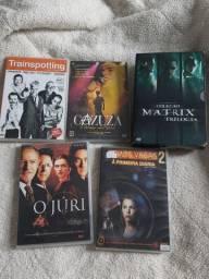 Coleção filmes DVD clássicos