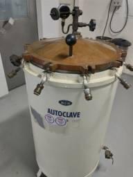 Autoclave p/esterilização  50 litros com 2 cestas