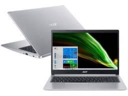 Notebook acer aspire 5 c/ 3 meses de uso.
