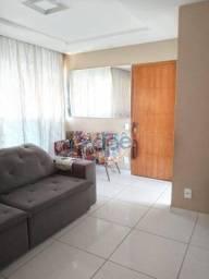 Aluguel de Apê de 3 quartos mobiliado, 84m² por R$ 1.300/mês - Coqueiral de Itaparica - Vi