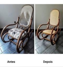 Empalhador de cadeiras
