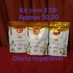 KIT COM 3 SB( FRETE GRÁTIS E PRONTA ENTREGA)