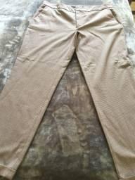 Calças Zara, tamanho G