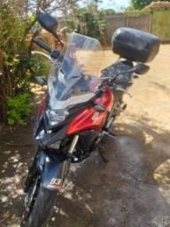 Vendo moto cb 500 x