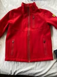Jaqueta infantil Ferrari