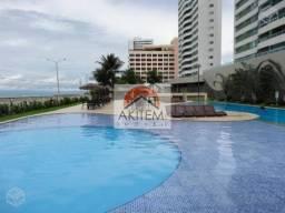 LUXO NA BEIRA MAR DE OLINDA- 3 qts suites- 4 VAGAS GARAGEM .