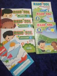 IMPERDÍVEL!!! Kit Livros Infantis seminovos Série: Jardim I