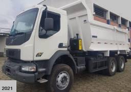 Volvo Vm 330  32 Toneladas - 6x4 -2021 - caçamba Galego