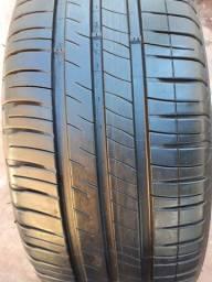 2 pneus aro16 195 /55 /16 michelin