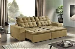 Sofa retratil reclinavel Ipanema 2,30 OKM818