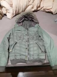 Jaqueta tamanho único!!!