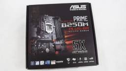 Processador I7 7700 +  Asus Prime b250m-plus/br
