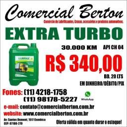 Óleo lubrificante ExtraTurbo 15w40  Lubrax Petrobrás