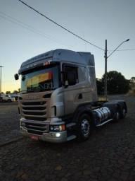 Scania R-440 2013 Impecável com Retarder.