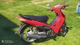 Moto Dafra Zig 50