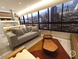 Título do anúncio: Apartamento à venda com 2 dormitórios em Setor oeste, Goiânia cod:4973