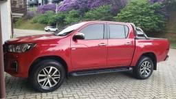 Toyota Hilux SRV 4X2 - Flex + GVN