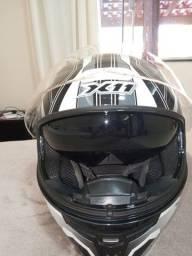 Vende-se capacete X11 Impulse super conservado