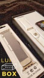 Kit SMARTWATCH/4 pulseiras + 1 BRINDE
