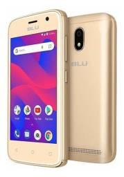 BLU C4 - 8GB (DOURADO)