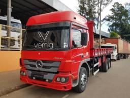 Mercedes-Benz 2429 Atego 6x2 Carroceria Truck Cabine Leito