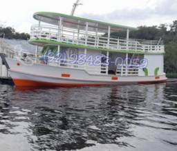 Vendo Barco NOVO. Pronta para Navegar!