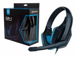 Headset Pro Game Stereo Ga-1 Hoopson + Nf