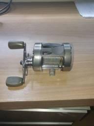 Carretilha Marine Sports Caster Plus 400 - 400L 6bil<br><br>
