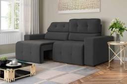 Sofa retratil reclinavel rubi OKM672
