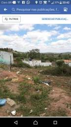 Vende-se LOTE de terra no município de Santo Estevão, dentro da cidade, próximo ao centro