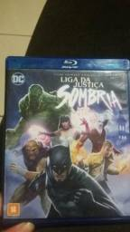 DVD BlueR. Liga da Justiça Sombria