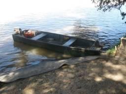 Barco Chata de Chapa Galvanizada