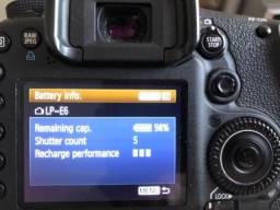 Canon EOS 7D 2 lentes completo