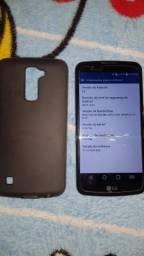 Celular LG k10.LtE 16 gb android 6.0.valor 500 reais