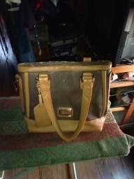 Vendo bolsa de couro