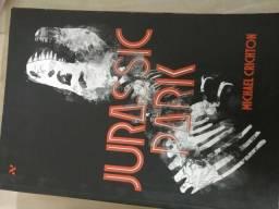 Jurassic Park livro