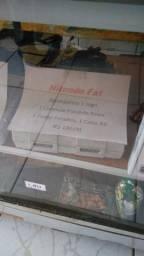 Super Nintendo Fat Perfeito Estado e Tudo Funcionando Acompanha: 1 Console, 1 Controle Nov
