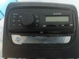 Radio com usb