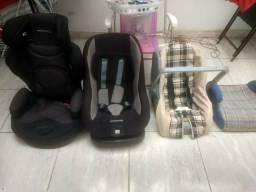 Cadeiras p carro /bebe conforto /assento
