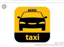 Vendo praça de taxi - 2010