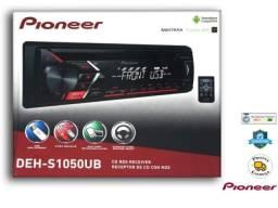 Toca Cd Player Pioneer Deh-s1050ub Mixtrax/ Usb/ Control 2rca Nf