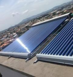 Aquecedor Solar Residencial p/Piscinas e Acessórios
