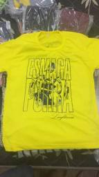 Camisetas de treino