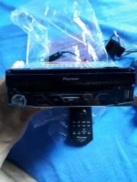 Dvd retrátil pioneer AVH-3880 ZERO